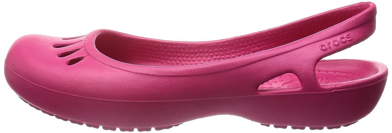crocs Malindi, Zoccoli donna, Rosa (Lampone), 36/37 EU: Amazon.it: Scarpe e  borse