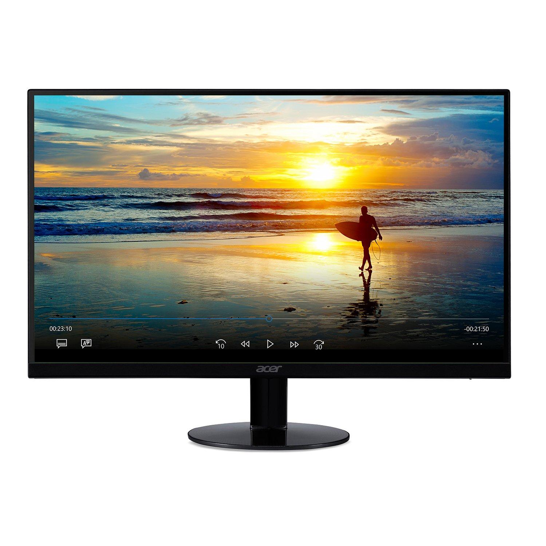 Acer SB220Q bi 21.5'' Full HD (1920 x 1080) IPS Ultra-Thin Zero Frame Monitor (HDMI & VGA Port)