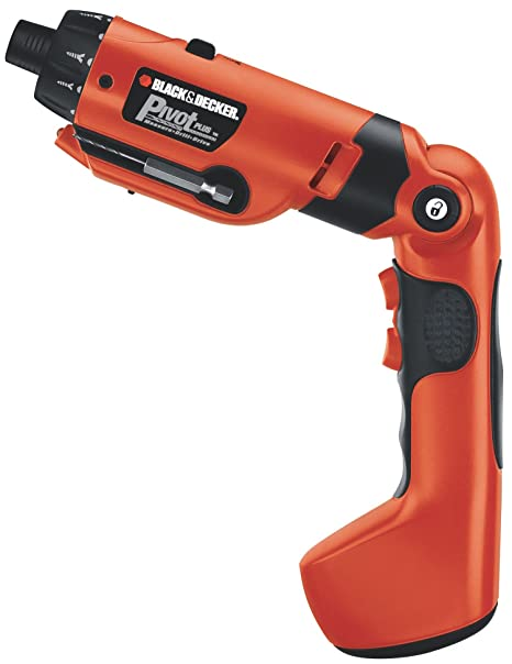 Amazon.com: BLACK+DECKER PD600 Pivot Plus - Destornillador ...