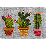 Tapestry Kits Latch Hook Rug Kits Carpet Embroidery Latch Hook Rug Needlework Button Package DIY Rugs Hook Rug Point Rug…