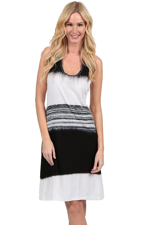 Ingear Tie Dye Racerback Tank Dress