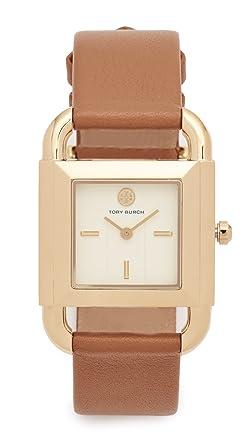 e769b0fe2f3a Amazon.com  Tory Burch Women s The Phipps Leather Watch