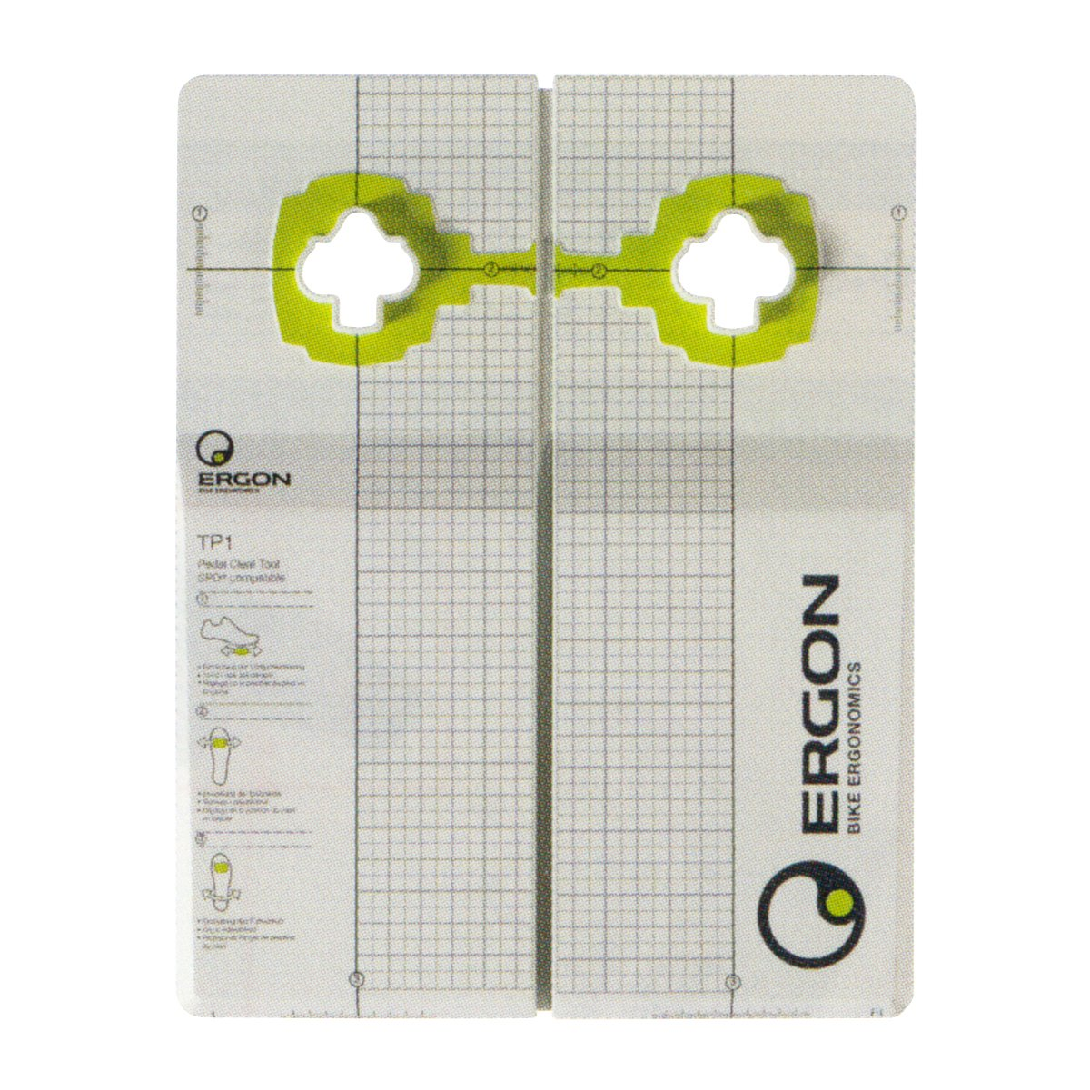 Ergon TP1 Pedal Cleat Tool for Shimano SPD