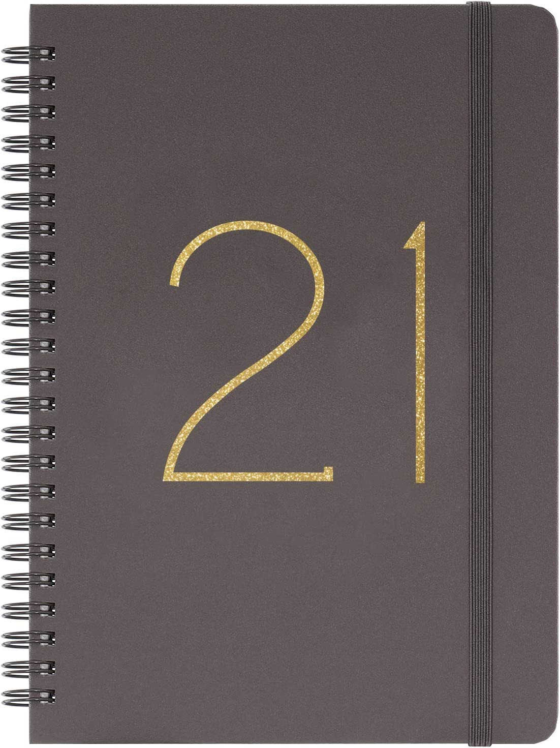 """Academic Weekly /& Monthly Planner with Tabs 6.5/"""" x 8.5/"""" New Planner 2020-2021"""