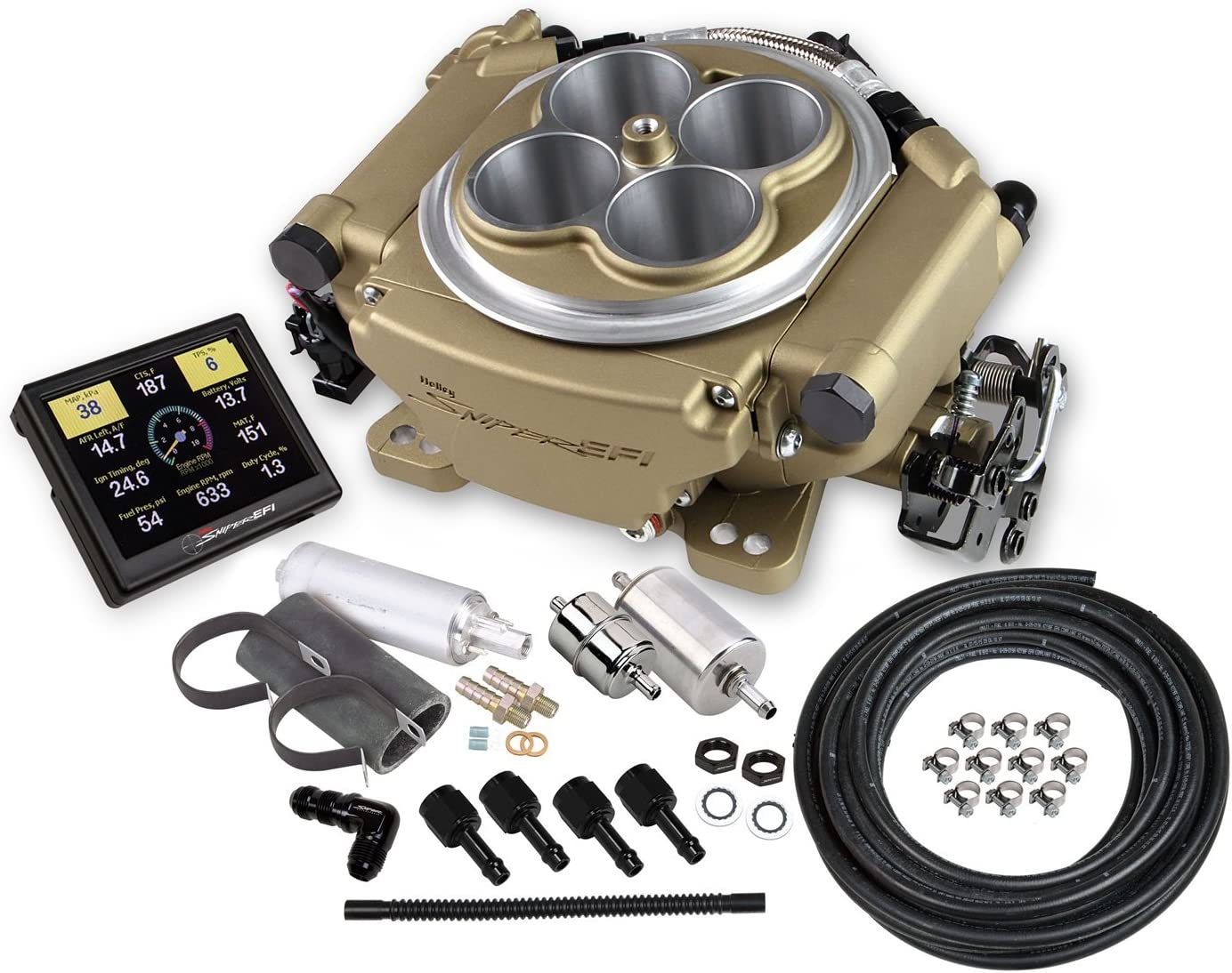 Holley 550-516K EFI Self-Tuning Master Kit