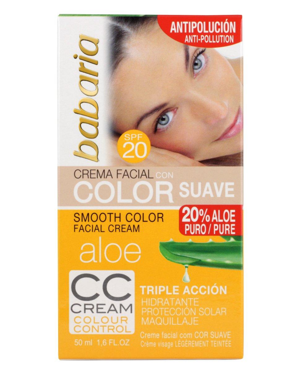 Babaria Aloe Vera BB Cream SPF20 50ml 8410412026109