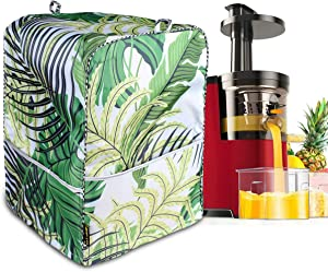 Juicer Cover,Blender Appliance Cover,Coffee Maker Appliance Cover Blender Cover With Organizer Bag(12x12x16 in)