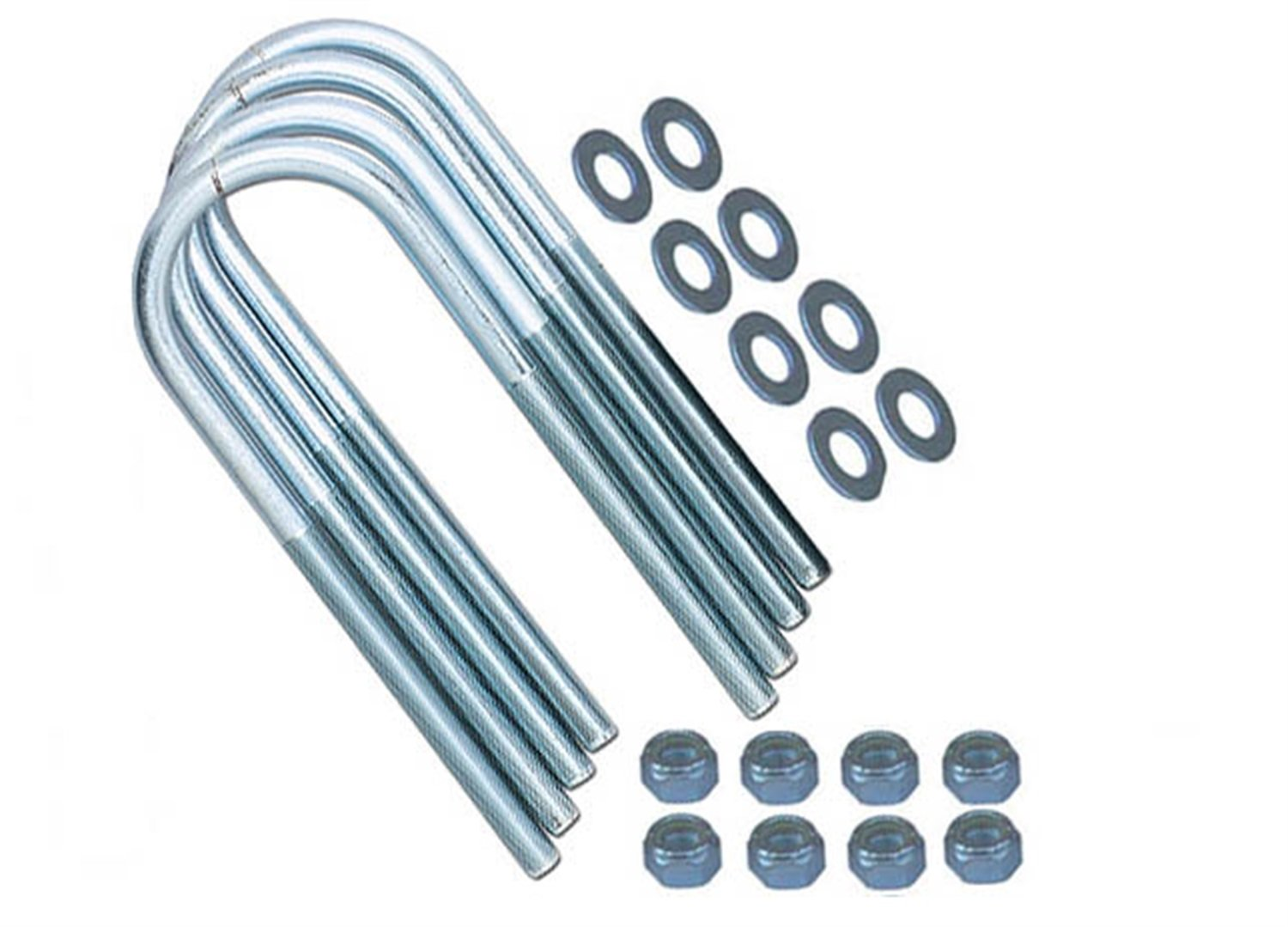 Rubicon Express RE1220 2.75' x 9' x 1/2' U-Bolt Kit