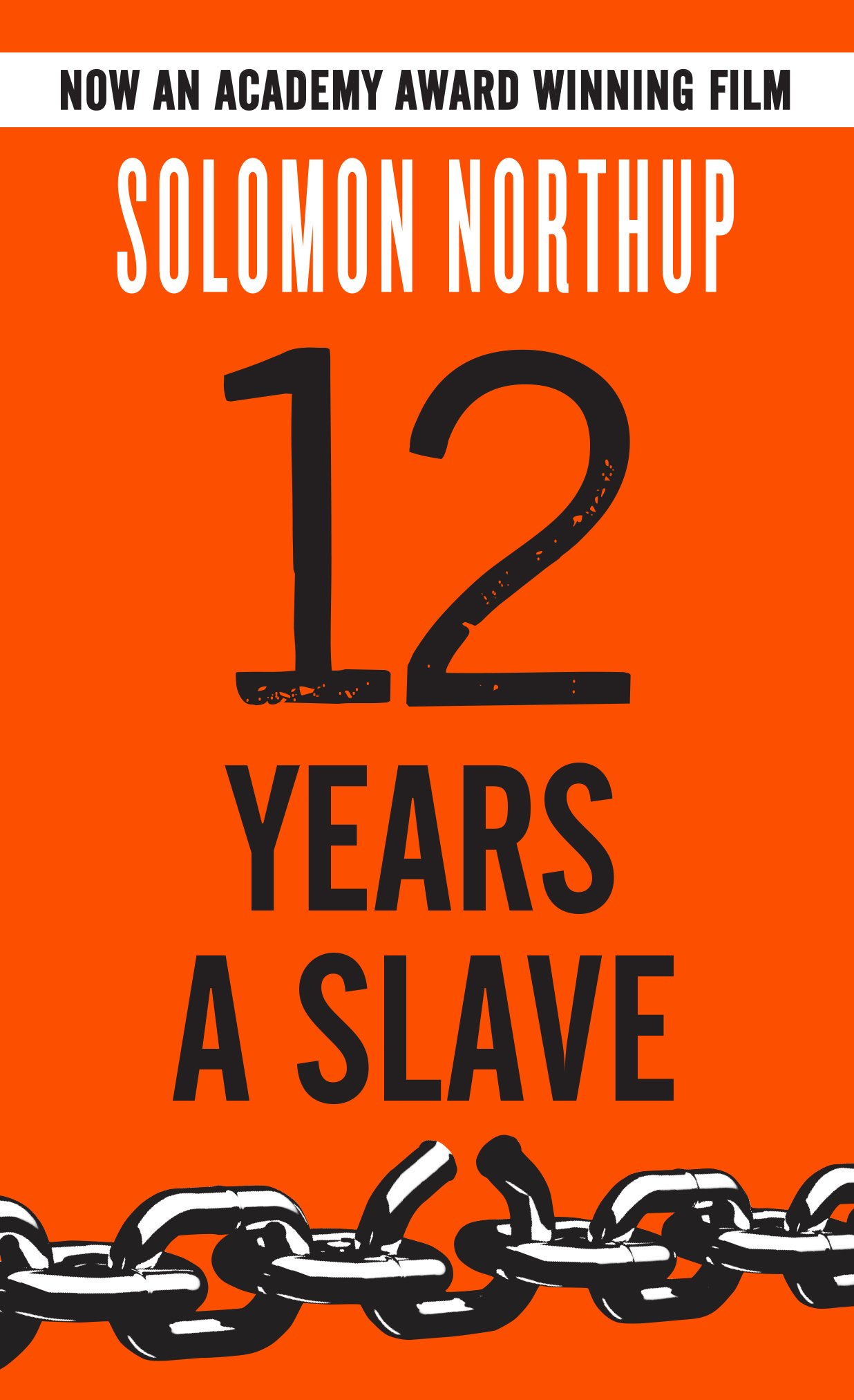 Black history books 12 Years a Slave