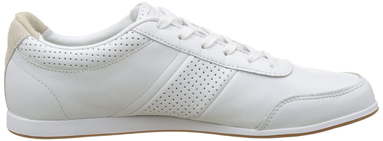 Mens Embrun 116 2 Cam WHT Low, White Lacoste