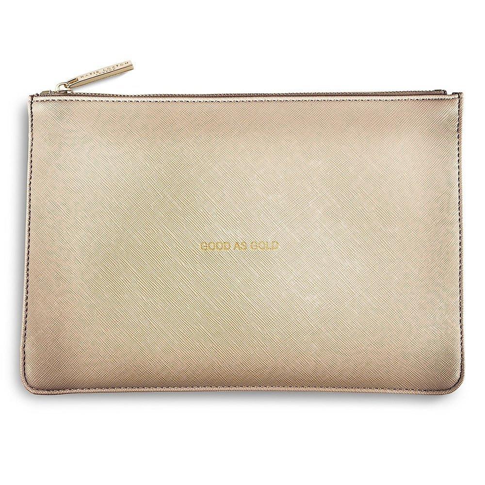 5b0d5b01d Katie Loxton Perfect Pouch Clutch Bag Metallic Gold - GOOD AS GOLD: katie  loxton: Amazon.co.uk: Clothing