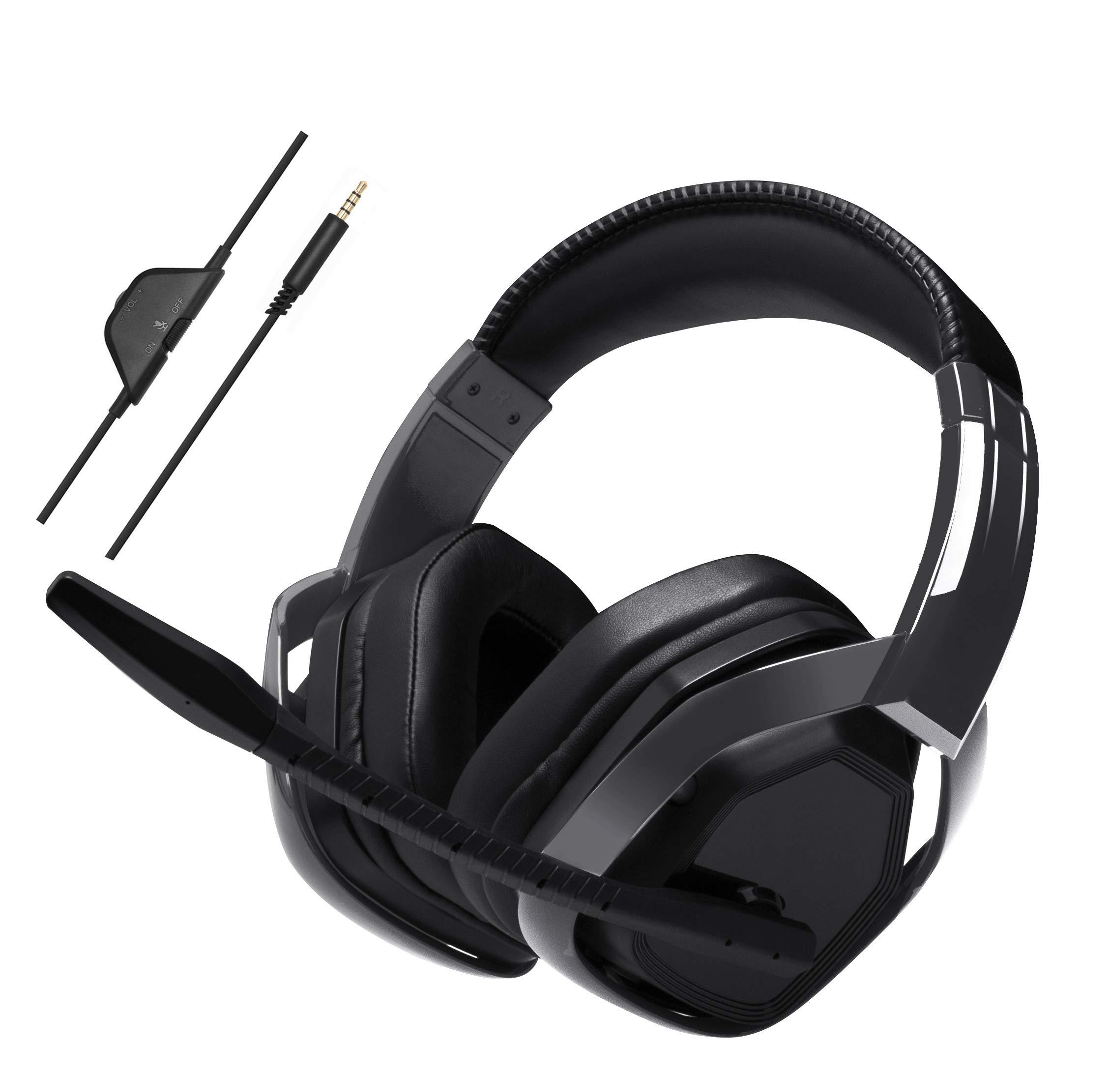 AmazonBasics Pro Gaming Headset – Black