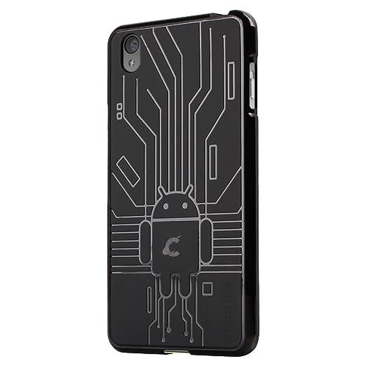 8 opinioni per Cruzerlite Bugdroid Circuito Custodia Compatibile per OnePlus X, Nero