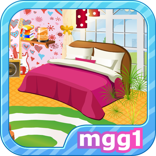 Interior Designer - Modern Girl Bedroom