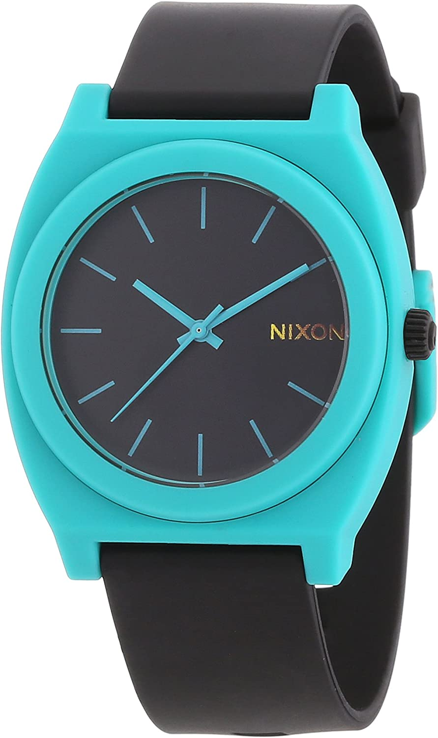 Nixon Time Teller P -Spring 2017- Black/Teal