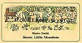 Seven Little Monsters, Maurice Sendak, 0064431398