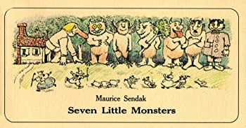 Seven Little Monsters 0064431398 Book Cover