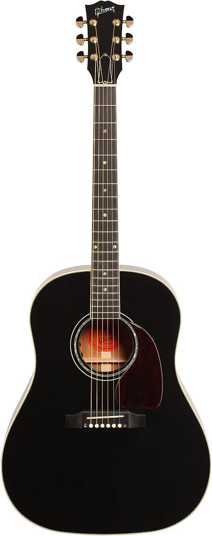 Gibson J45Gala edición ébano + funda
