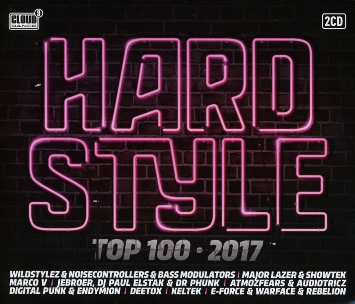 VA - Hardstyle Top 100 2017 - (CLDM2017008) - 2CD - FLAC - 2017 - WRE Download