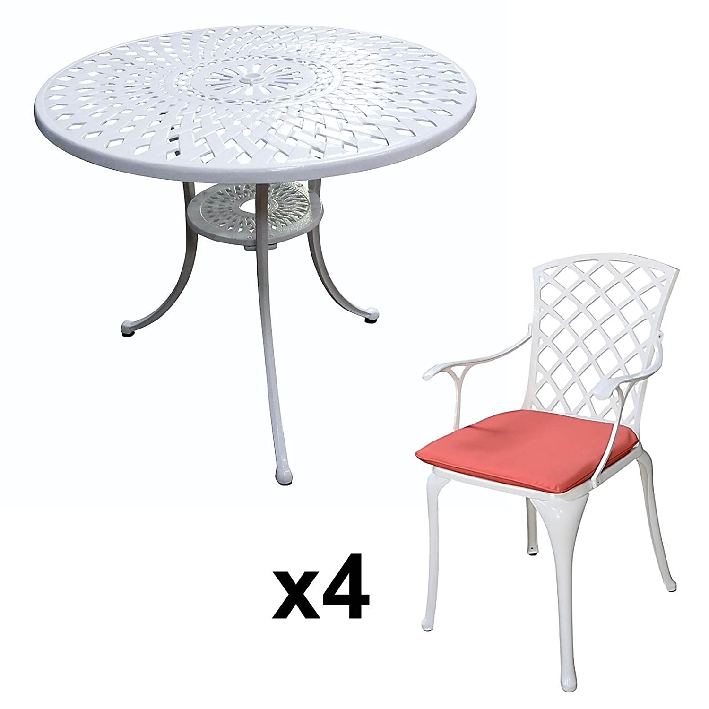 kleiner runder gartentisch metall free runder gartentisch ausziehbar runder gartentisch. Black Bedroom Furniture Sets. Home Design Ideas