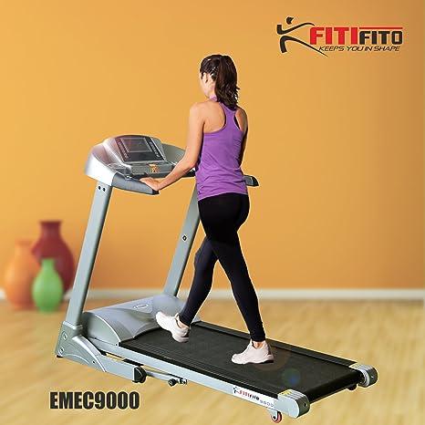 Fitifito Cinta de correr para fitness, 3,5HP, 5 modelos de ...
