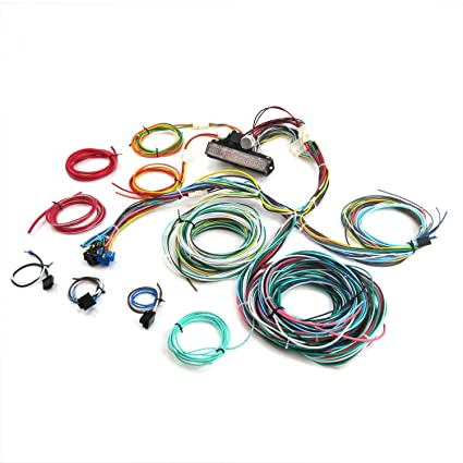 Amazon.com: Keep It Clean Wiring Accessories KICA32EC2 Ultimate 15 on ford truck wiring harness, 1940 ford air filter, ford falcon wiring harness, 1941 ford wiring harness, 1940 ford truck bed, 1956 ford wiring harness, 1940 ford carburetor, 1955 ford wiring harness, 1957 ford wiring harness, 1940 ford voltage regulator, 1946 ford wiring harness, ford mustang wiring harness, 1929 ford model a wiring harness, 1940 ford oil filter, 1950 ford wiring harness, 1947 ford wiring harness,