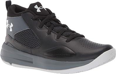 Under Armour Kids Pre School Lockdown 5 Basketball Shoe