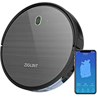 Ziglint D5 1800Pa High Suction Self-Charging Robot Vacuum Cleaner
