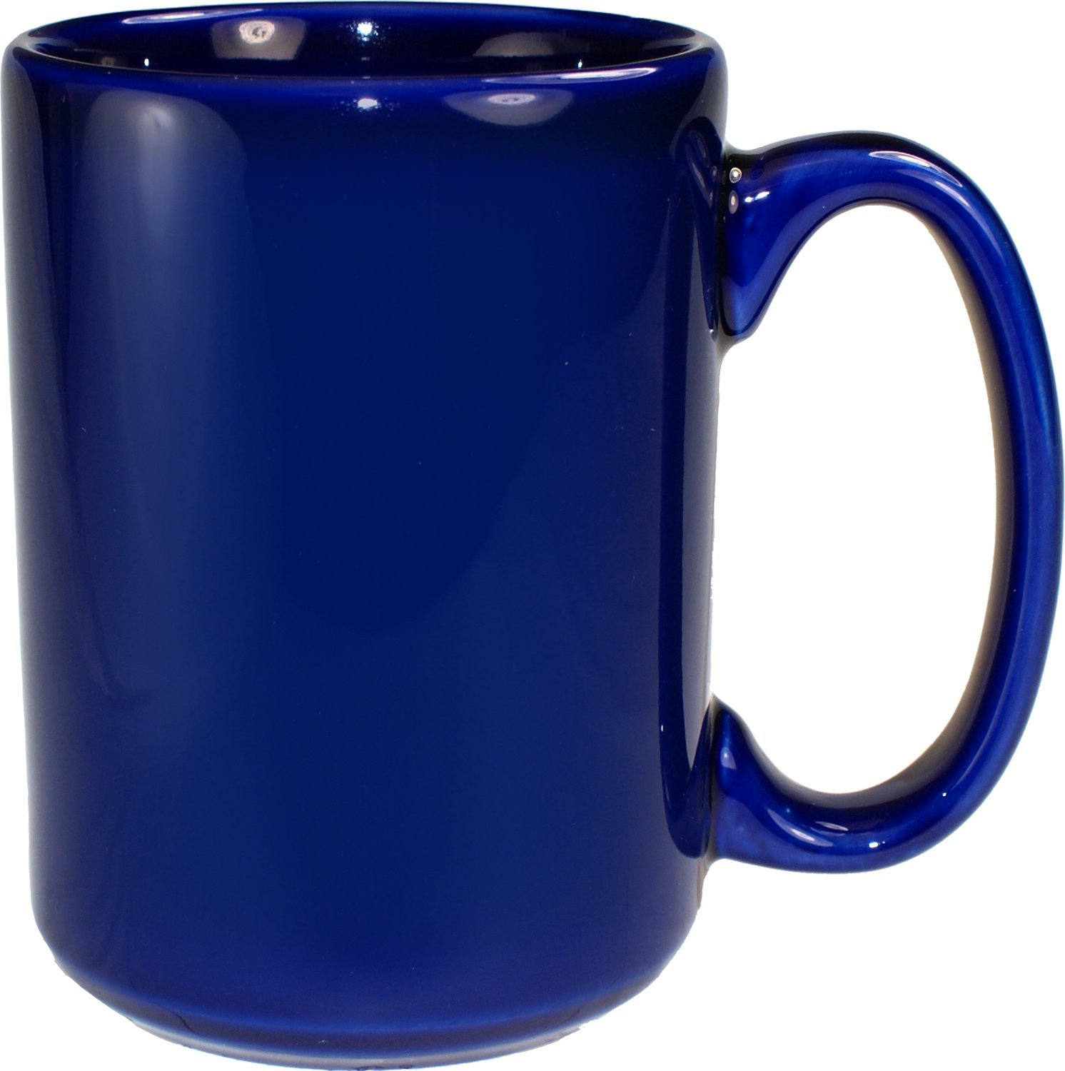 ITI 81015-04 36-Piece Cancun El Grande Mugs, 13.35-Ounce, Cobalt by ITI