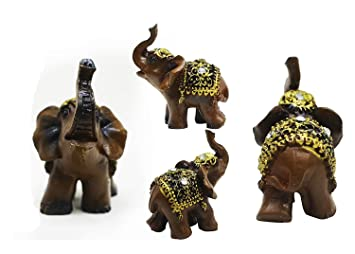 5ddbcc8fd8157 Buy Confidence Elephant Showpiece for Good Luck, Perfect Birthday ...