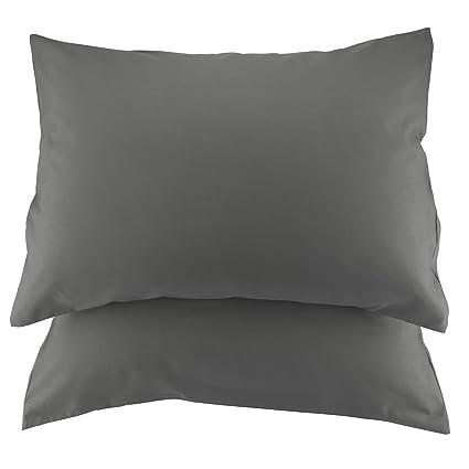Amazon La Vie Moderne Premium 40 Thread Count Microfiber Interesting Envelope Back Pillow Cover