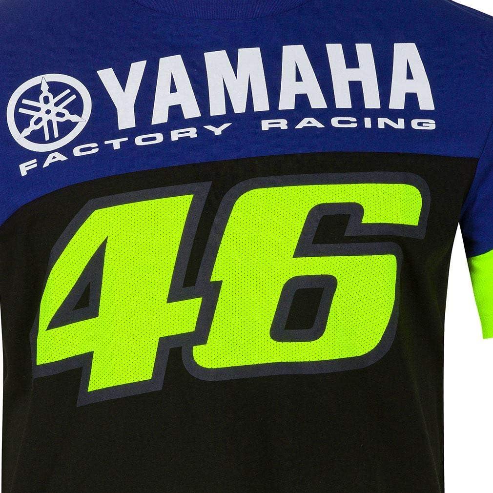 Valentino Rossi VR46 Sudadera con capucha para mujer MotoGP M1 Yamaha Racing Team Oficial 2020
