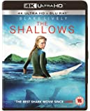 The Shallows [2 Disc 4K Ultra HD] [Blu-ray] [2016] [Region A & B & C]
