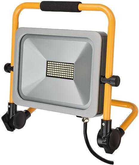 Häufig Brennenstuhl Mobiler Slim LED-Strahler (50 Watt, für außen und SE39