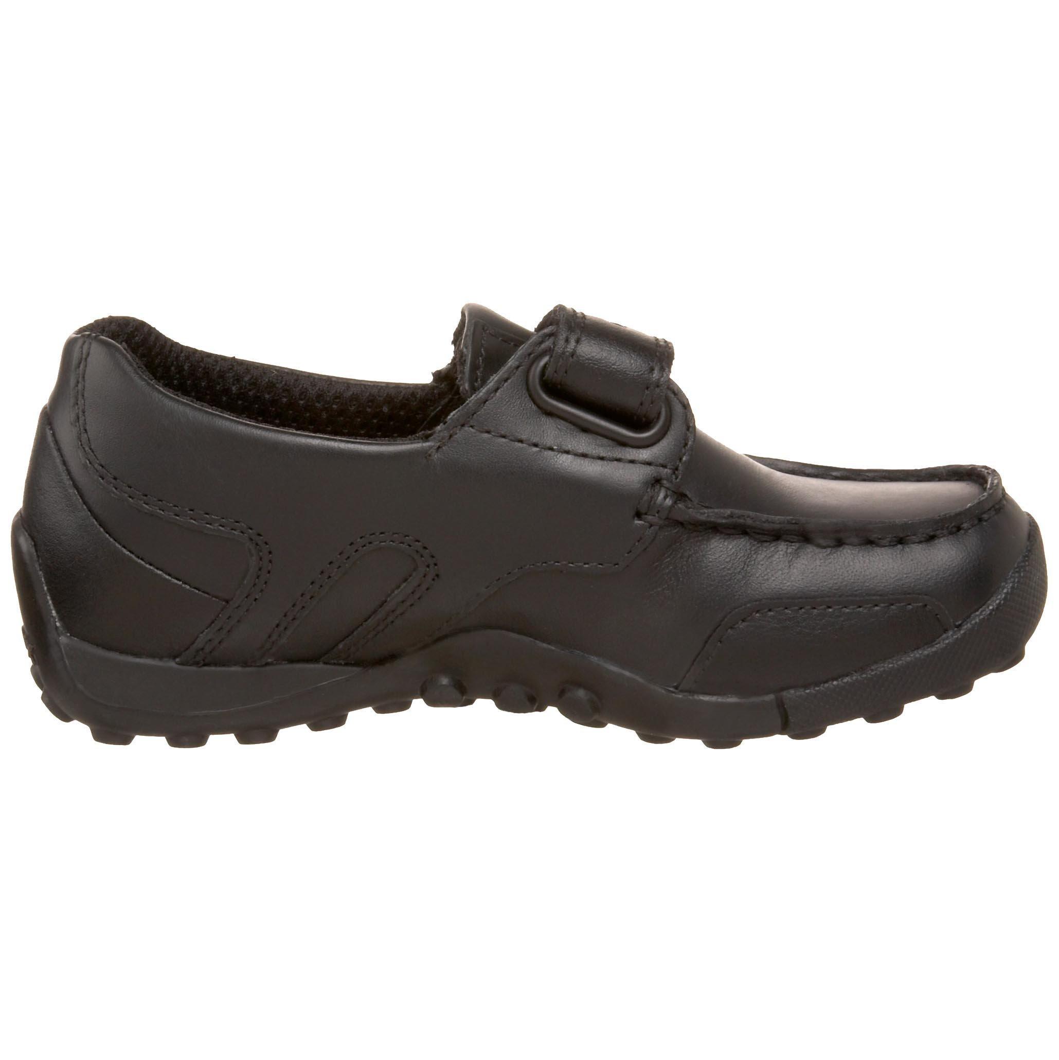 Geox Boy's JR W.SNAKE MOCASSINO Shoe,black,37 M EU Big Kid (5 US) by Geox (Image #6)
