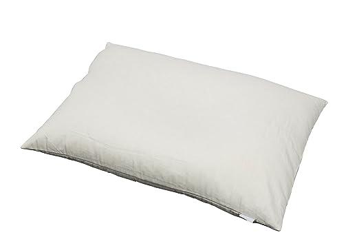 Almohada con relleno de 100 % alforfón, 70x50 cm