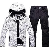 SKI Conjunto de Chaquetas y Pantalones de esquí