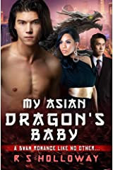 My Asian Dragon's Baby: A BWAM Pregnancy Paranormal Romance Kindle Edition
