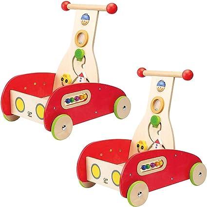 Bimi Boo Dog Pull Toy Push Toddler Toy