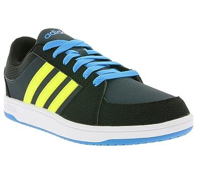 475264c2a06c6c adidas neo Hoops VS K Schuhe Kinder Sneaker Turnschuhe Schwarz F98542