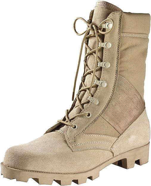 Mil Tec Desert Boots Speed Lace: Amazon