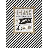 Hallmark Thank You Card 'Sending Big Thanks' - Large