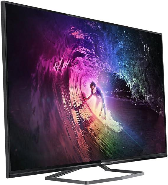 Philips Televisor Smart LED 4K Ultra HD ultraplano 50PUK6809 - TV Led 50 50Puk6809 Uhd 4K, 3D, Wi-Fi Y Smart TV: Amazon.es: Electrónica