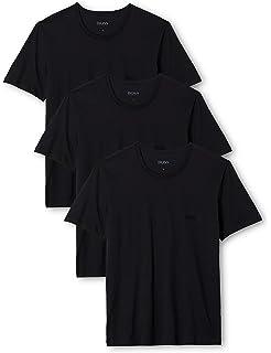 ff6440d07b BOSS Hugo Boss Men's Crew Neck T-Shirts: Amazon.co.uk: Clothing