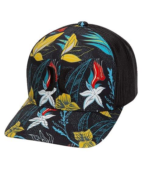 Hurley W Domino Trucker Hat Gorras, Mujer, Oil Grey, Talla Única ...