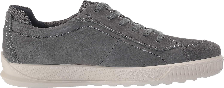 ECCO Herren Byway Sneaker Grau Dark Shadow 2602