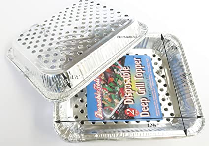 Amazon.com: Durable Aluminio parrilla para barbacoa grill ...