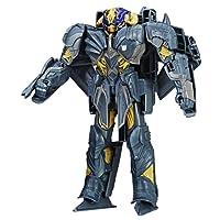 Hasbro Giocattolo Transformes MV5 Knight Armor Megatron