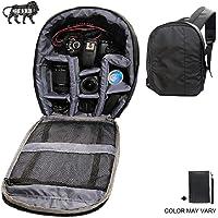 Brain Freezer J DSLR SLR Shoulder Backpack for Canon, Nikon, Sigma and Olympus Camera (Gray)