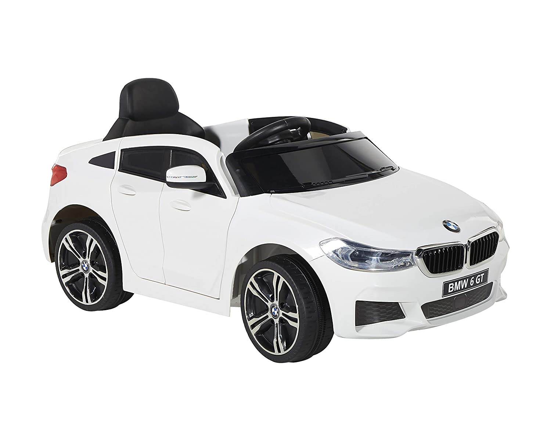 Amazon.com: Dynacraft BMW 6V 6 Series GT - Blanco, cargador ...